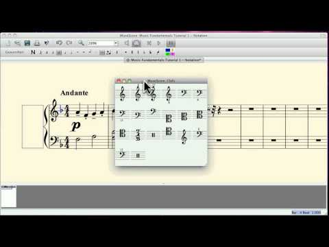 Music Theory Fundamentals 1: Notation Basics
