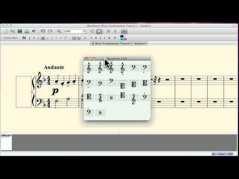 Music Theory Fundamentals 1: Notation Basics