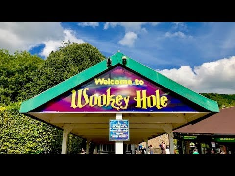 Wookey Hole Vlog 26th August 2017