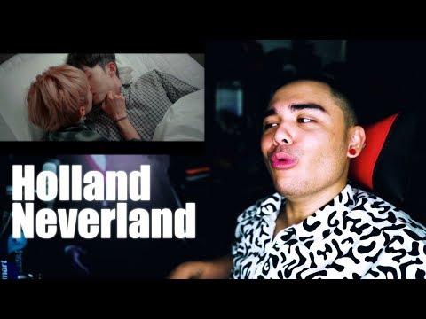 Holland  Neverland MV Reaction BEAUTIFUL