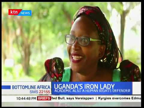 One-on-one with President Yoweri Museveni's fearless critic Stella Nyanzi