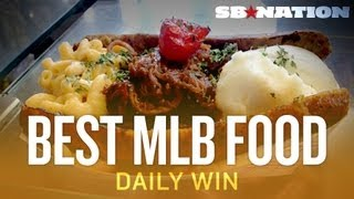 Best and Worst Major League Baseball Stadium Food