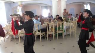 Свадьба Эрика и Лики. Вынос шашлыка (армянская свадьба)