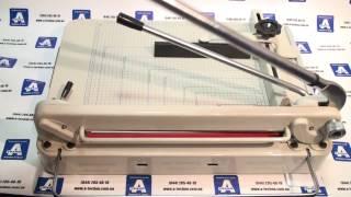 Гильотина, резак для бумаги BW-868 (A3) YG-05
