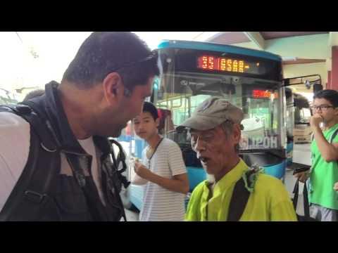 Kuala Kangsar to Lenggong By Bus
