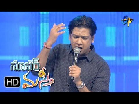Jayaho Janatha Song | Vijay Prakash Performance | Super Masti | Ongole | 7th May 2017 | ETV Telugu