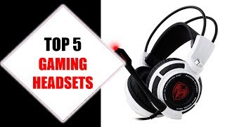 Top 5 Best Gaming Headsets 2018 | Best Gaming Headset Review By Jumpy Express