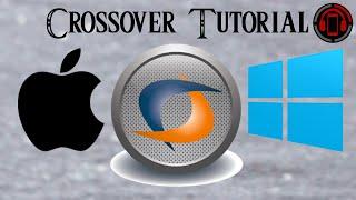 Crossover Mac Tutorial: exe-Dateien auf Mac öffnen [Deutsch/German]