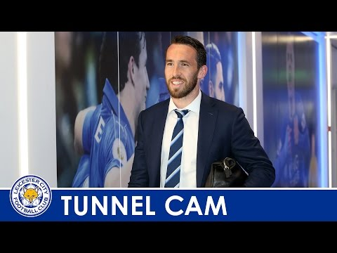 Tunnel Cam | Leicester City vs Tottenham Hotspur | 2016/2017