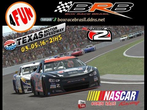 BRB 4FUN  03.05.16 NASCAR RF2 / TEXAS