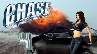 Let's Play: Chase: Hollywood Stunt Driver *All 83500 Rep. Points* - Episode 4