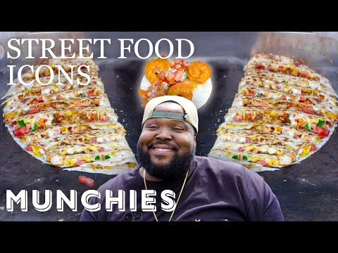 The Patron Saint of Street Food in South Central LA – Street Food Icons