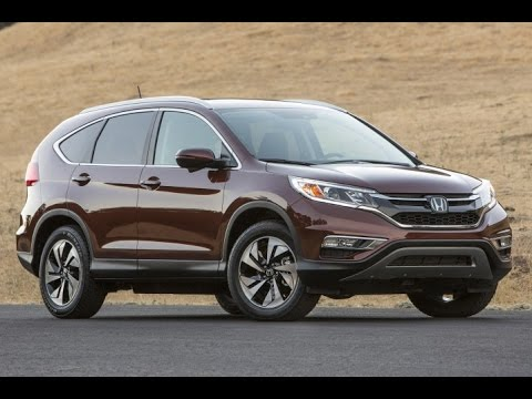 2016 Honda CR-V Start Up, Road Test, and Review 2.4 L 4-Cylinder - YouTube