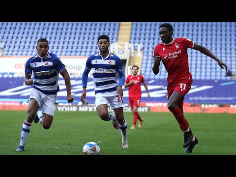 Reading Nottingham Forest Goals And Highlights