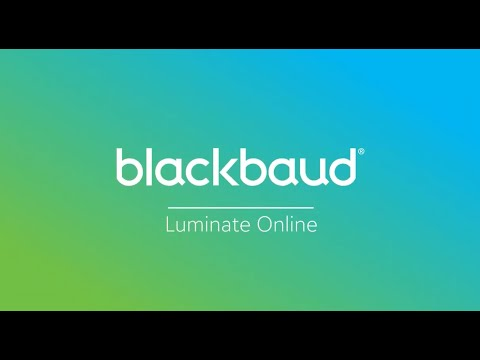 Luminate Online In a Flash: Welcome Series