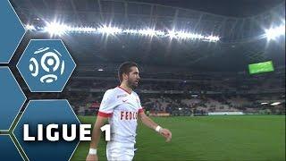 OGC Nice - AS Monaco (0-1)  - Résumé - (OGCN - MON) / 2014-15