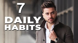 7 Daily Habits That Will Make You Look and Feel Better | ALEX COSTA