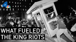 What Fueled the Rodney King Riots | From the Archives | NBCLA