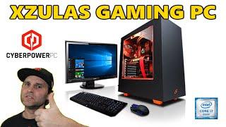 Cyberpowerpc GAMER INFINITY 8000 PC Review