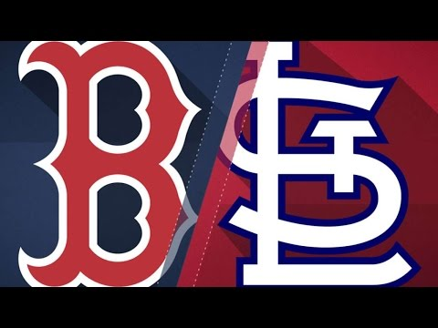 5/16/17: Betts' RBIs lift the Red Sox to victory