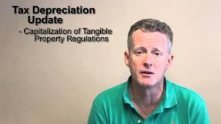 Tax Depreciation Update