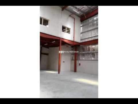 Warehouse in Dubai Investment Park