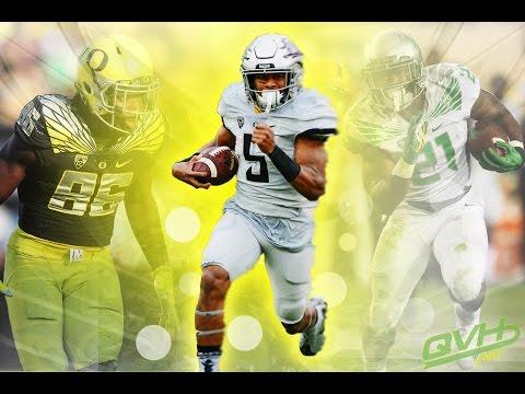 """Oregon Ducks Football 2016-17 Season HD """"Ride Out"""""""