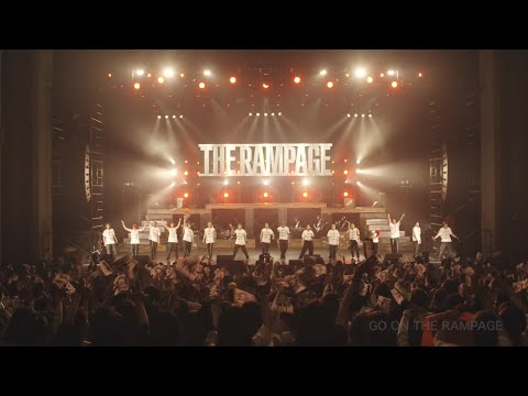 """【YouTube Music Weekend】THE RAMPAGE LIVE TOUR 2017-2018 """"GO ON THE RAMPAGE"""" Trailer"""