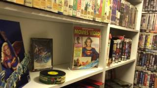 **** updated *** massive Vhs collection 12,000 plus pre very horror video shop rental