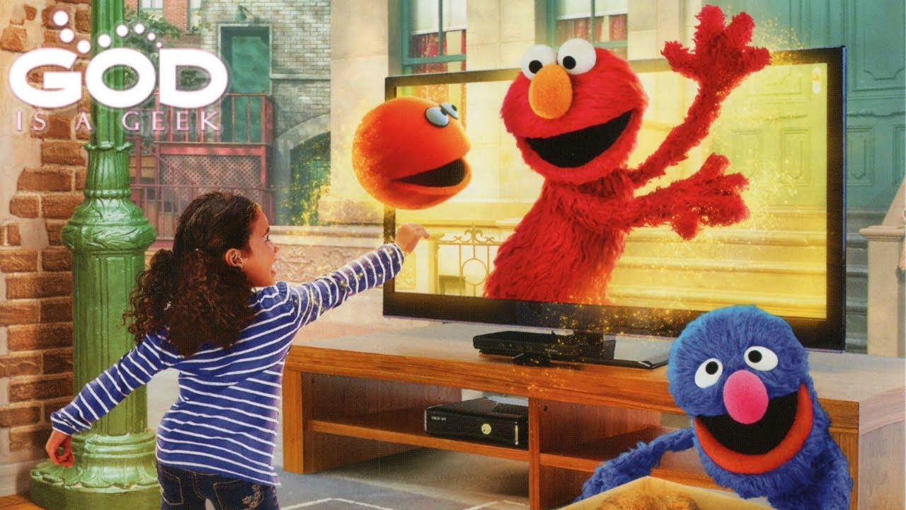Video Review: Kinect Sesame Street TV - Season 2
