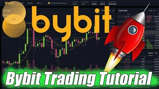 ByBit Exchange Tutorial : How to Long or Short Bitcoin   Crypto Leverage Trading   Bybit vs Bitmex