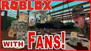 Roblox Army Training Obby Mrs. Samantha