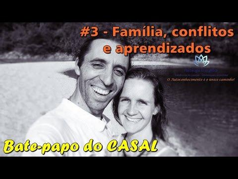 Bate-papo: família, conflitos e aprendizados | Rafael e Valeria Zen | EFTBrasil - Autoconhecimento