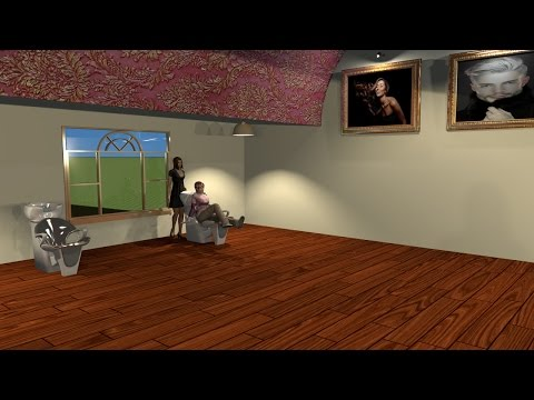 Sweet Home 3D - How to add lights