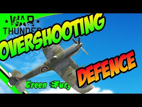 OverShooting and Defence  - War thunder - Guide on how to overshoot enemies