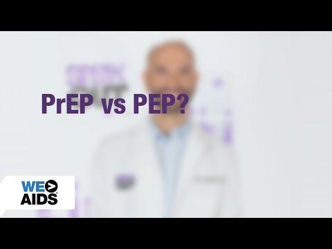 #AskTheHIVDoc 14: PrEP vs PEP? (1:36)