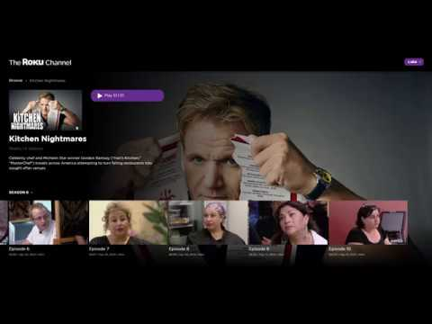 The Roku Channel Is Now Available on Samsung Smart TVs & Web