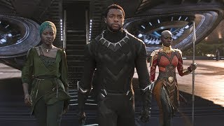 Black Panther Movie Review - SPOILER ALERT