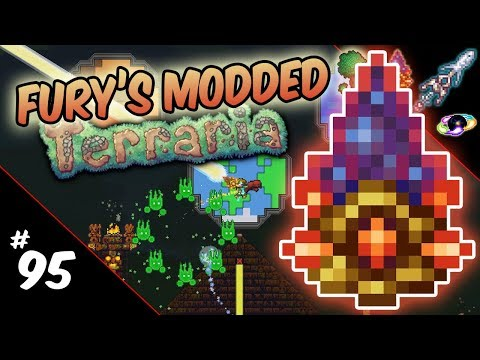 Fury's Modded Terraria | 95: The Crystal & The Soul