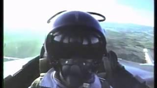 コックピットからの映像/パトルイユ・ド・フランス(1988)Patrouille de France