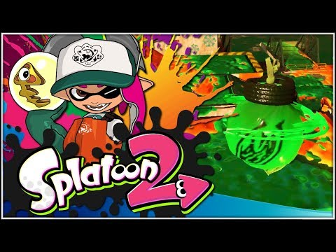 Cuidado con el sombrerero!!! | Salmon Run | Splatoon 2 con @Dsimphony (Switch)