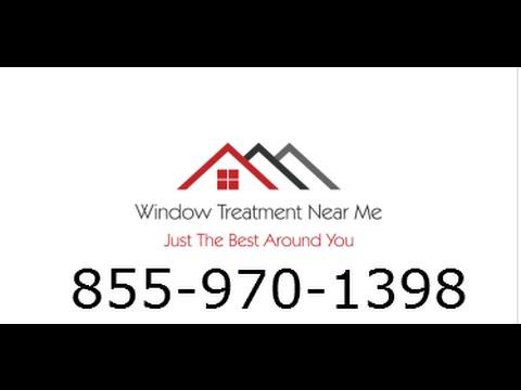 Window Treatments Near Me Best Blinds Near You Youtube