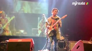 Tony Q Rastafara - Tertanam | Jogja Reggae Land 2015