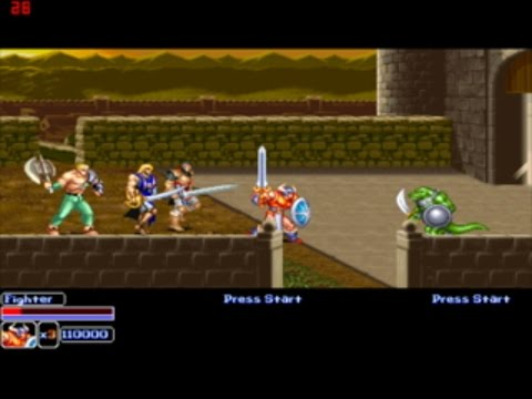 Repeat Golden Axe Legend - (Openbor) - Completo by R'Maine