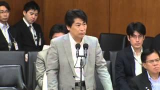 2013/05/22 衆議院 厚生労働委員会 自民党 冨岡勉の質疑