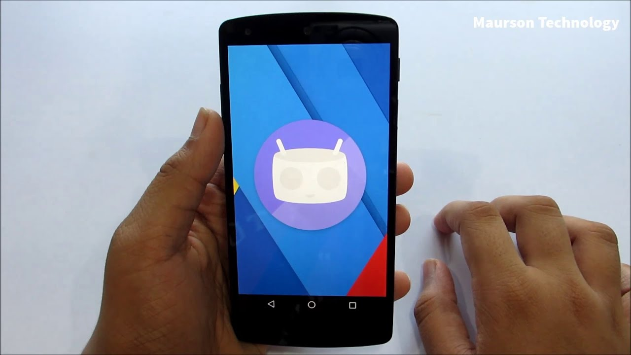 Download & install google gapps on cm13 android 6 marshmallow.