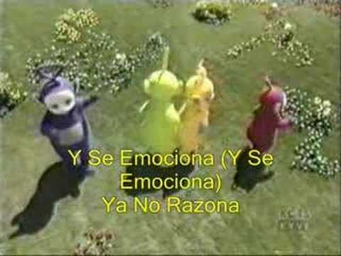 karaoke teletubbies