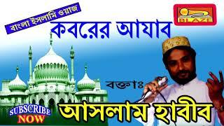 কবরের আজাব   আসলাম হাবিব সাহেব   Bengali Wyaj   Kabarer Ajab   Aslam Habib Saheb   Blaze Audio Video