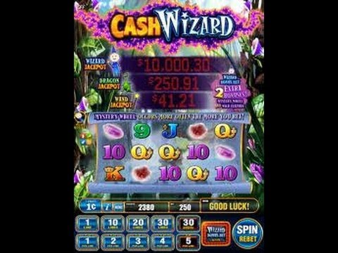 Cash Wizard Slot App