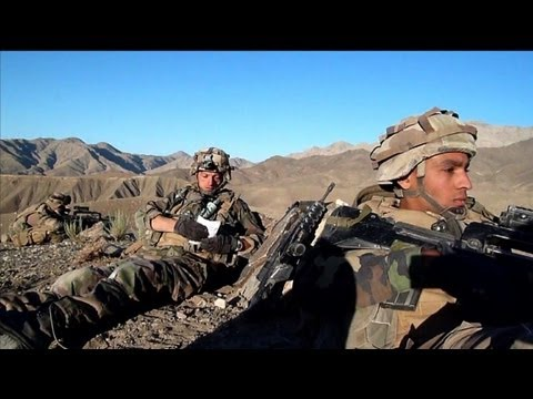 France suspends Afghan training, mulls withdrawal
